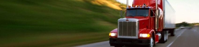long distance truck photo
